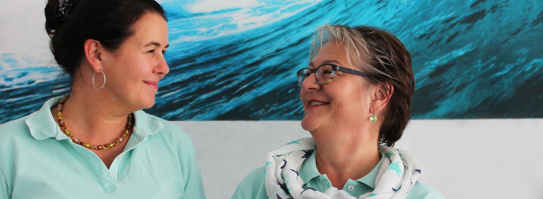 Dres. Sabine Velthaus und Heike Tobler